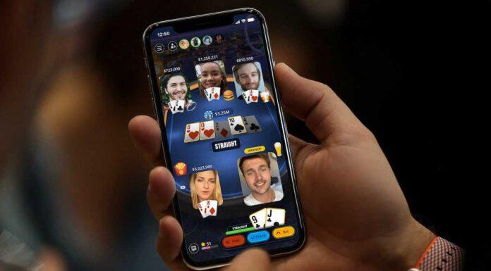 اپلیکیشن بازی پوکر آنلاین