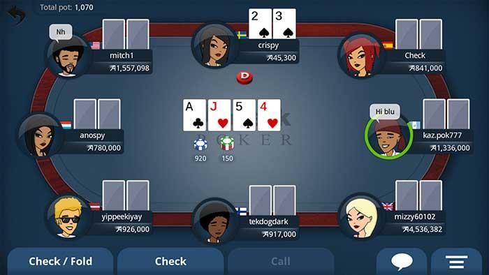 اپلیکیشن بازی پوکر آنلاین How to Play Poker