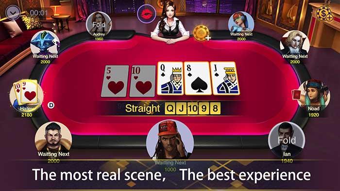 سایت بازی پوکر آنلاین Texas Holdem Poker
