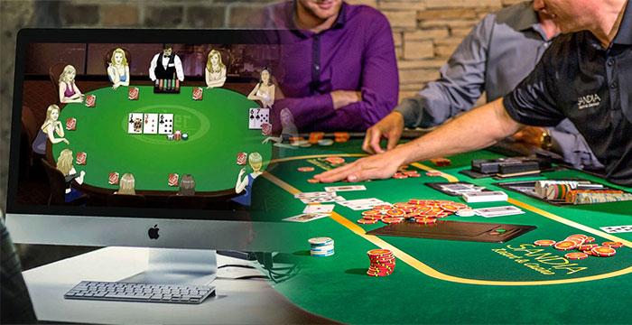 بازی رولت در کازینو یا در سایت شرط بندی
