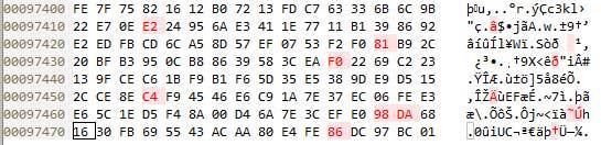 الگوریتم md5 بازی انفجار