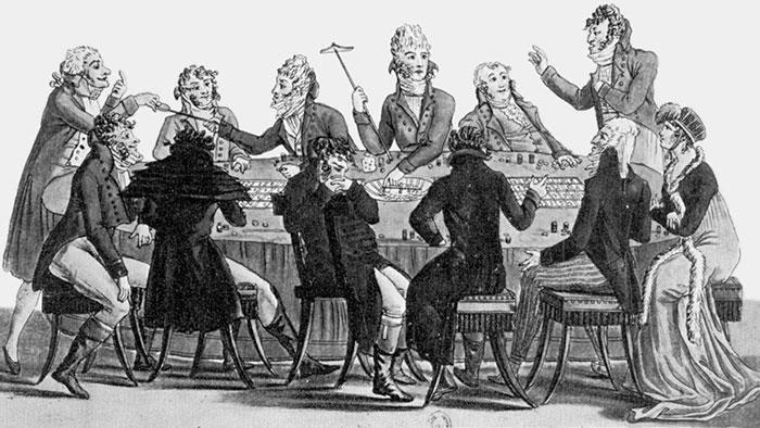 تاریخچه دیرینه قمار و قماربازی