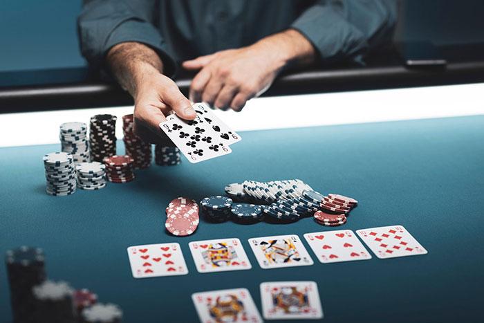 احساس خوب برنده شدن در بازی پوکر
