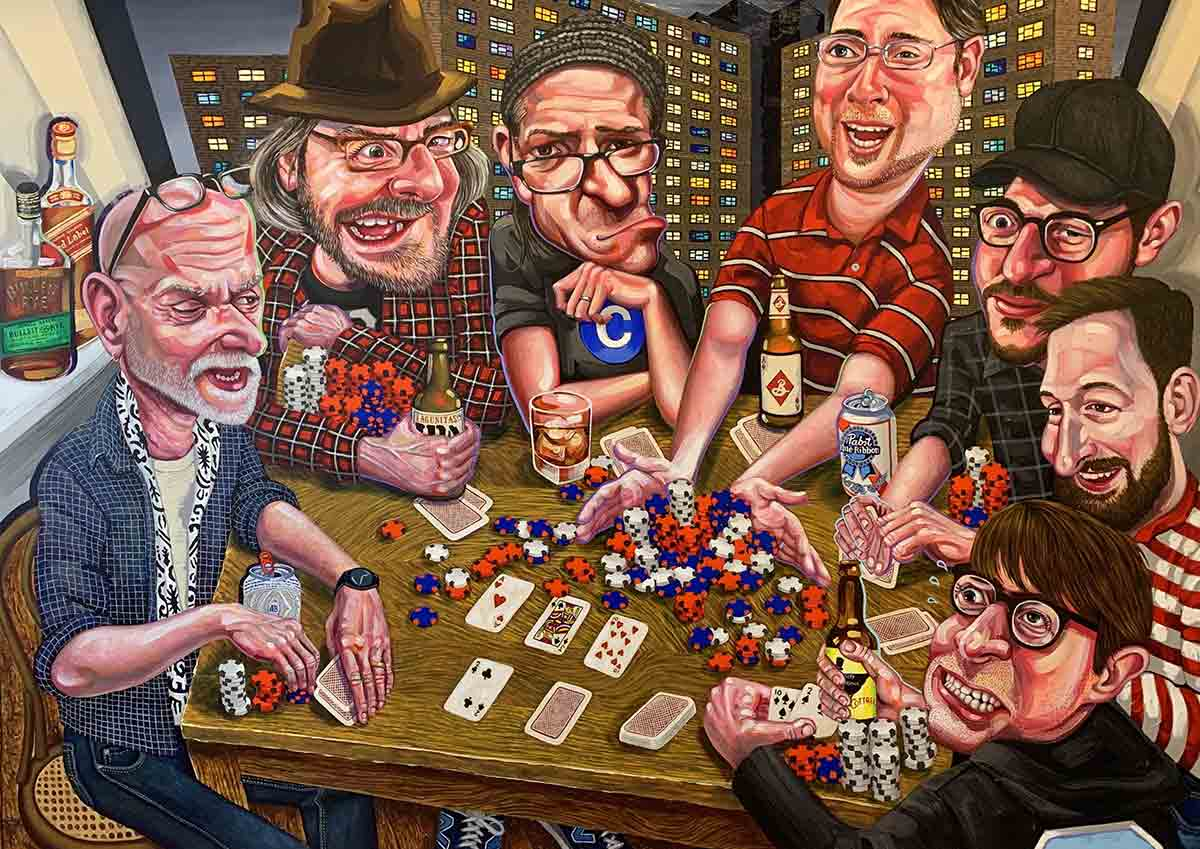 7 دلیل برای اینکه پوکر بازی کنیم
